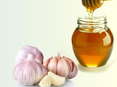 garlic-honey
