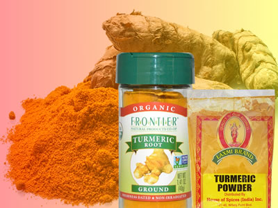 Turmeric for Wounds, Cuts, Bruises, Injuries, Bleeding and Menstrual