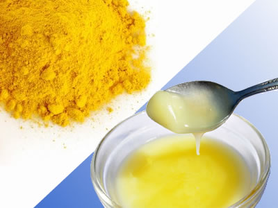 How to Treat Asthma, Cough and Cold with Turmeric and Ghee – Indian